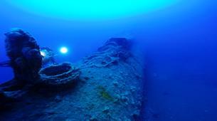 Scuba Diving-Kefalonia-Adventure dives in Kefalonia-5