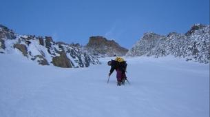 Alpinisme-Ariege-Alpinisme sur l'Arête Ouest du Petit Rulhe et à la Dent d'Orlu-5