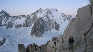 Alpinisme-Ariege-Alpinisme sur l'Arête Ouest du Petit Rulhe et à la Dent d'Orlu-1