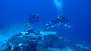 Scuba Diving-Kefalonia-PADI Open Water and Advanced Open Water courses in Kefalonia (Greece)-4