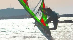 Windsurf-Elafonisi-Windsurfing Lessons in Elafonisi-4
