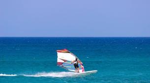 Windsurf-Palekastro-Cours de windsurf en Crète-2