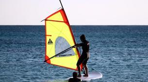 Windsurf-Elafonisi-Windsurfing Lessons in Elafonisi-3