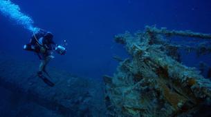 Scuba Diving-Kefalonia-PADI TecRec diving course in Kefalonia-4