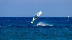 Windsurf-Palekastro-Cours de windsurf en Crète-5
