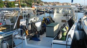 Scuba Diving-La Maddalena-Adventure dives in the La Maddalena National Park-2