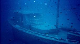 Scuba Diving-Corfu-Shipwreck adventure dive in Corfu-1