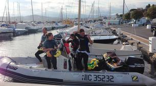Kitesurf-Antibes-Stage de Kitesurf Initiation au Cap d'Antibes-3