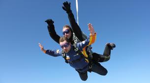 Skydiving-Paris-Tandem skydive in Peronne, near Paris-5