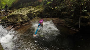 Canyoning-Cantabrie-Canyoning at Chorretones Gorge in Cantabria-4