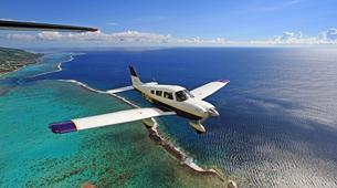 Voltige aérienne-Tahiti-Vol d'initiation voltige aérienne - Tahiti-3