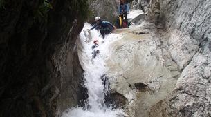 Canyoning-Porto Ota-Family friendly canyon of Zoicu near Guagno, Haut-Sorru-5
