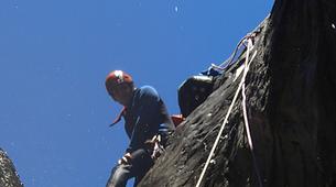 Canyoning-Céret-Canyon Découverte du Gourg des Anelles à Céret-2