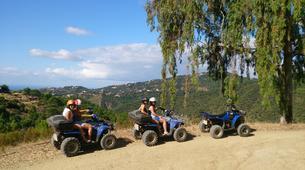 Quad biking-Marbella-Quad Bike Tour in Sierra de las Nieves Natural Park, near Marbella-1