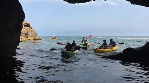 Sea Kayaking-Costa Blanca-Sea Kayaing Tour of Tallada Caves in Denia-6