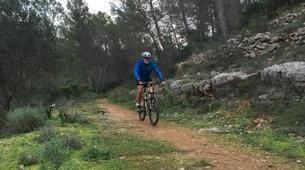 Vélo de Descente-Dénia-Mountain biking in Denia's summits in Costa Blanca-2