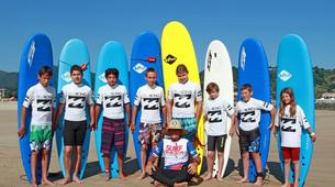 Surfing-Hendaye-Surfing Lessons in Hendaye-4