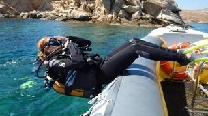 Scuba Diving-Mykonos-Adventure dives in Mykonos-1