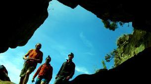 Spéléologie-Ronda-Caving excursion in the Excentrica Cave in Serrania de Ronda-5
