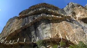 Kayaking-Mont-rebei Gorge-Trek & Kayak Combo Tour in Mont-Rebei Gorge-4