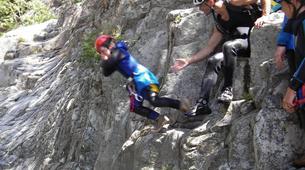 Canyoning-Porto Ota-Family friendly canyon of Zoicu near Guagno, Haut-Sorru-3