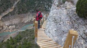 Kayaking-Mont-rebei Gorge-Trek & Kayak Combo Tour in Mont-Rebei Gorge-2