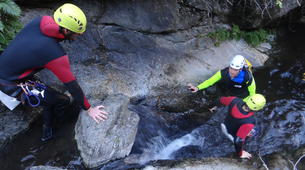 Canyoning-Prades-Hot spring canyon of Thuès-Entre-Valls-4