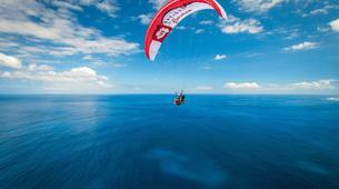 Paragliding-Saint-Leu-Paragliding flight on Reunion Island-5
