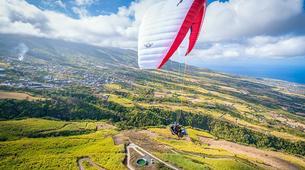 Paragliding-Saint-Leu-Paragliding flight on Reunion Island-3