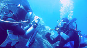 Scuba Diving-La Maddalena-Adventure dives in the La Maddalena National Park-5