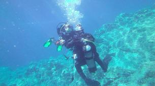 Scuba Diving-La Maddalena-Adventure dives in the La Maddalena National Park-4