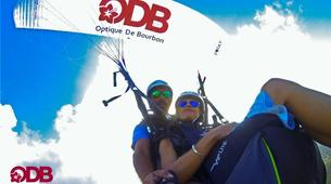 Paragliding-Saint-Leu-Paragliding flight on Reunion Island-4
