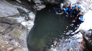 Canyoning-Prades-Hot spring canyon of Thuès-Entre-Valls-2