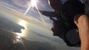 Parachutisme-Ile d'Oléron-Saut en Parachute Tandem à 3500m à Marennes, Île d'Oléron-6