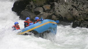 Rafting-Pucon-Rafting down the Trancura River in Pucon-2