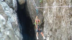Canyoning-Porto Ota-Family friendly canyon of Zoicu near Guagno, Haut-Sorru-6