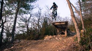 VTT-Mont Ventoux-VTT Enduro et Downhill dans le Bike Park de Nyons-2