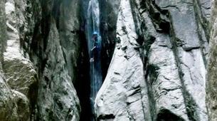 Canyoning-Corte-Canyon du Verghellu, près de Corte-4