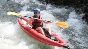Kayaking-Biarritz-Kayaking down Nive River near Biarritz-5