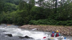 Kayaking-Biarritz-Kayaking down Nive River near Biarritz-2
