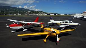 Voltige aérienne-Tahiti-Vol d'initiation voltige aérienne - Tahiti-6