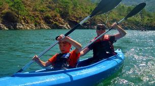 Kayaking-Marbella-Lake kayak tour in Istan, in the northwest of Marbella-4