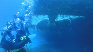 Scuba Diving-Mykonos-Adventure dives in Mykonos-5
