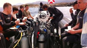 Plongée sous-marine-L'Île-Rousse-Stage de plongée PADI à Ile Rousse, Corse-2