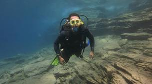 Scuba Diving-Kythnos-Discover Scuba Diving in Kythnos island-1