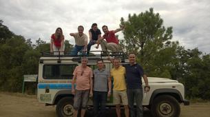 4x4-Sierra de las Nieves Natural Park-Jeep Safari excursion in Sierra de las Nieves Natural Park, near Marbella-6