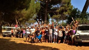 4x4-Sierra de las Nieves Natural Park-Jeep Safari excursion in Sierra de las Nieves Natural Park, near Marbella-4