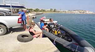 Scuba Diving-Rethymno-Adventure dives in Crete-4
