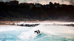 Surf-Biarritz-Coaching pro à Biarritz avec la surfeuse Emmanuelle Joly-5