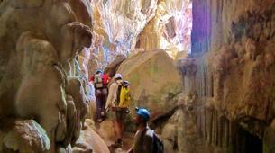 Spéléologie-Ronda-Caving excursion in the Excentrica Cave in Serrania de Ronda-1